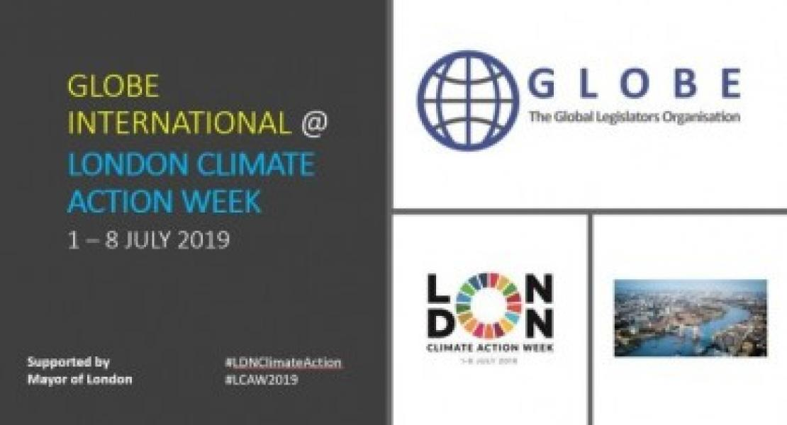 Globe International at Londond Climate Action Week
